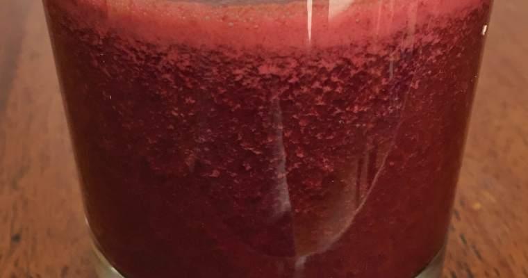 Citrus Beet Juice