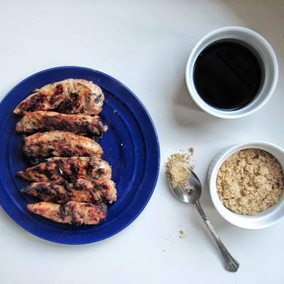 Brown Sugar Ginger Marinade