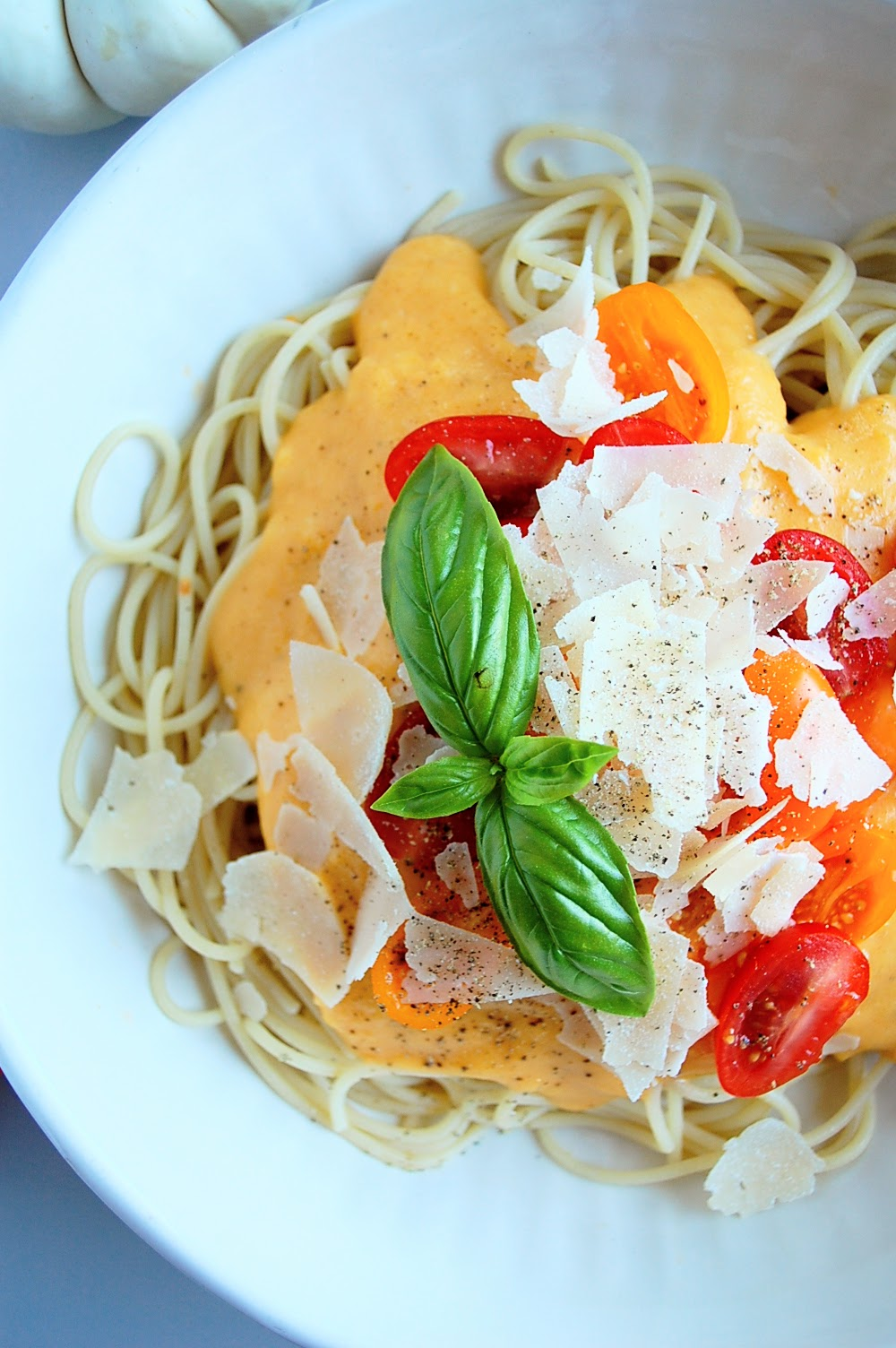 roasted butternut squash pasta sauce