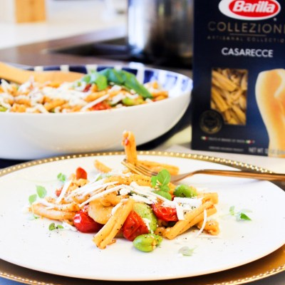 Cooking with Barilla