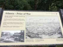 Atlanta, Sherman's prize during the Civil War.