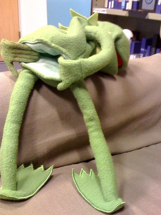 Kermit goatse