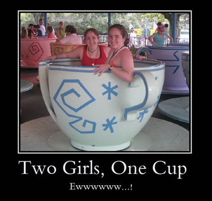 2 girls 1 cup