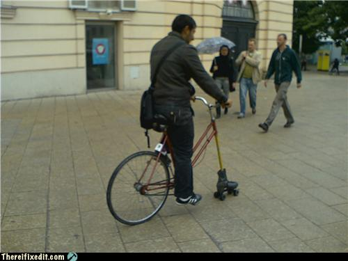 Bike hack