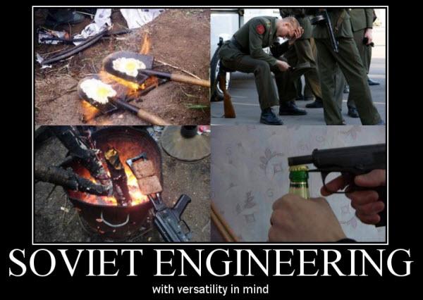 Soviet engineering
