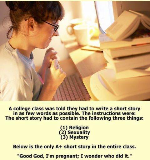 Shortest story