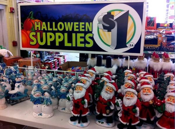 Halloweensupplies