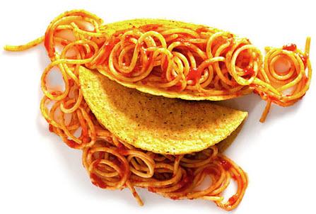 Spaghetti taco2