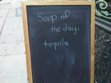 Tequilasoup