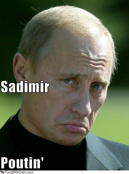 Sadimir Poutin