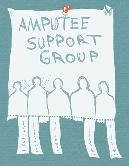 Amputee support group
