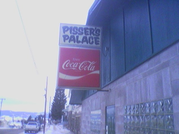 Pissers palace