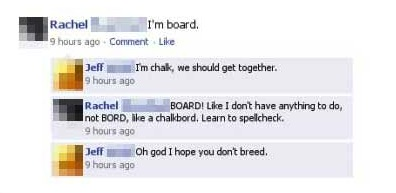 Chalkbord