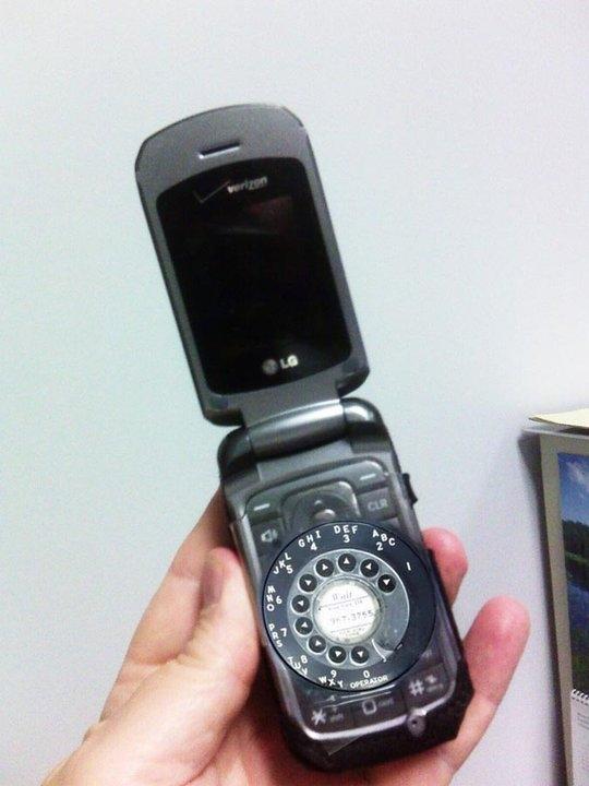 Cell phone for seniors