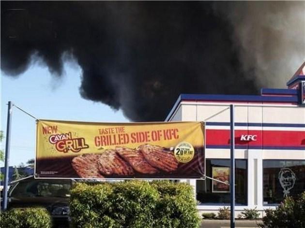 Smoked chicken