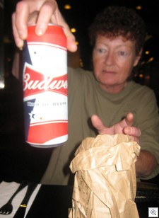 Bella bag o beer