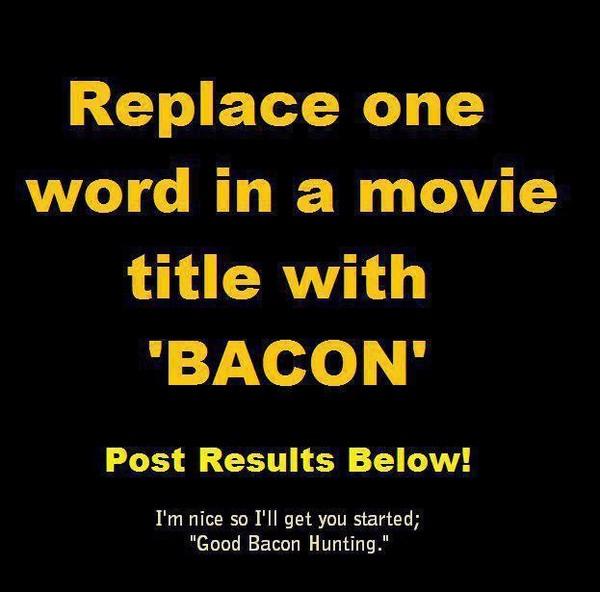 Bacon movie