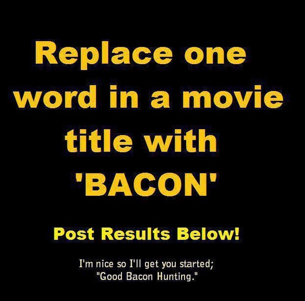Bacon movie