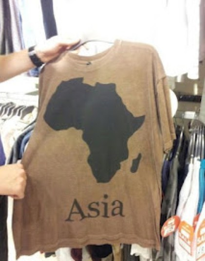 Geography Made in China