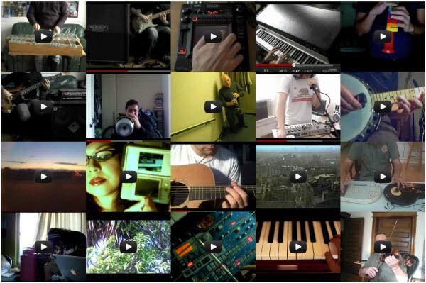 Collaborative music