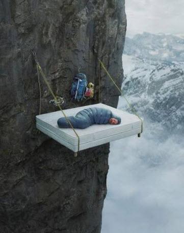 Scary nap