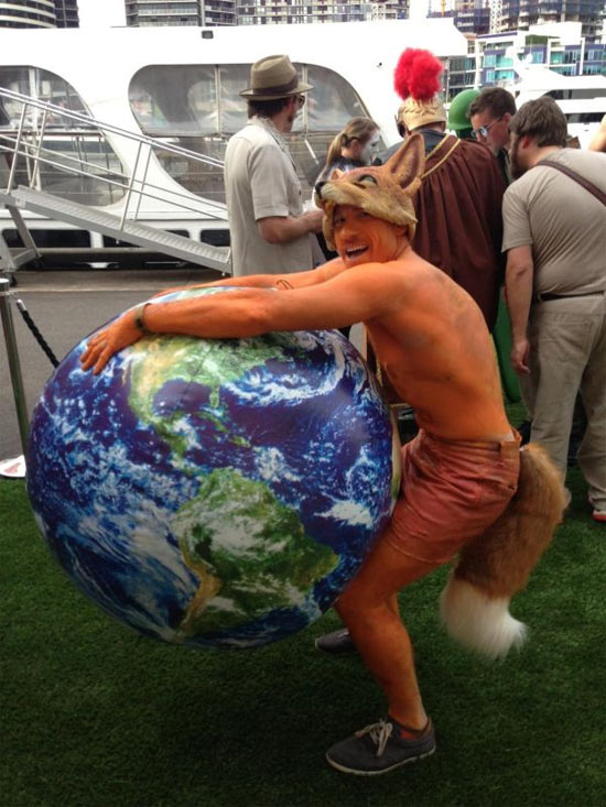Firefox guy