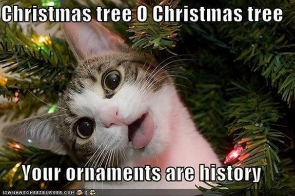 Ornaments are history