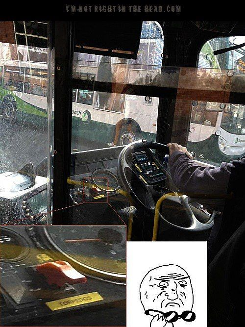 Public transit just got serious