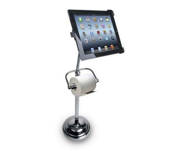 Useful iPad stand
