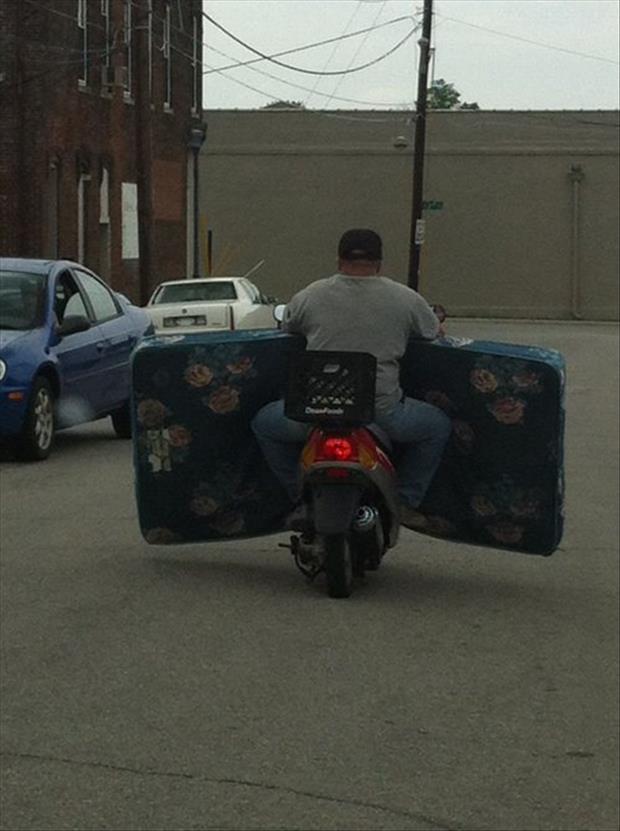 It's like an airbag