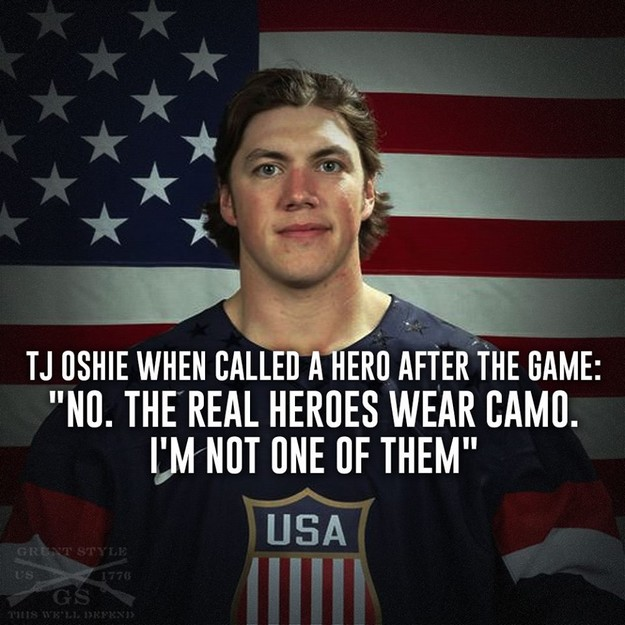 TJ OShie - Not a Hero