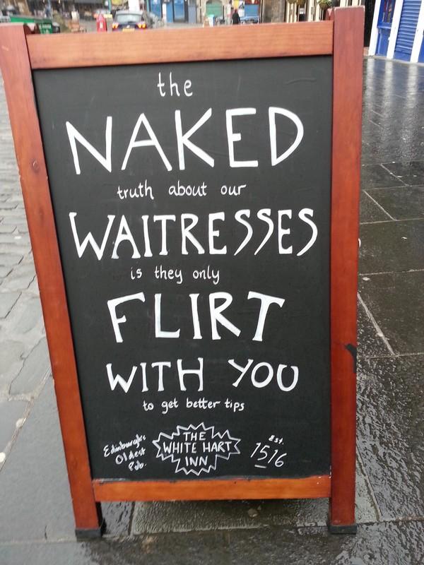 Naked waitresses2