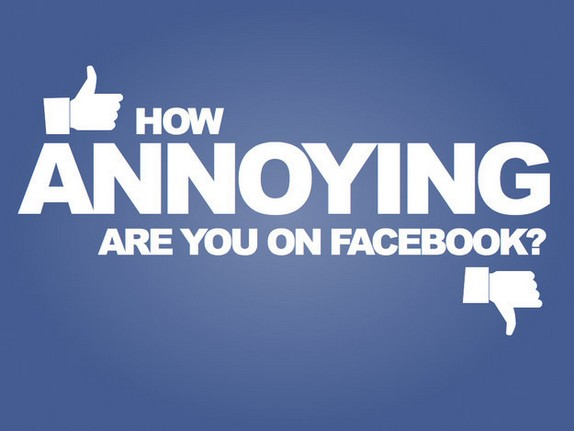 How annoying are you