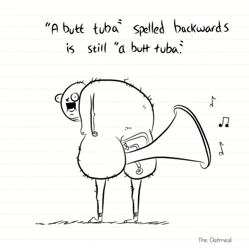 A but tuba