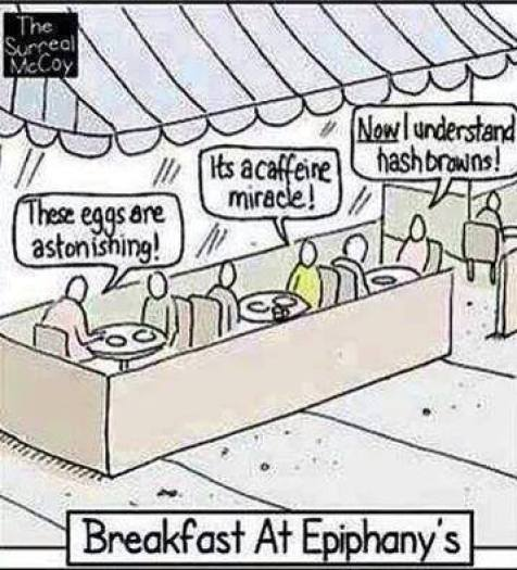 Breakfast At Epiphany's