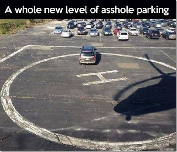 A-Hole Parking