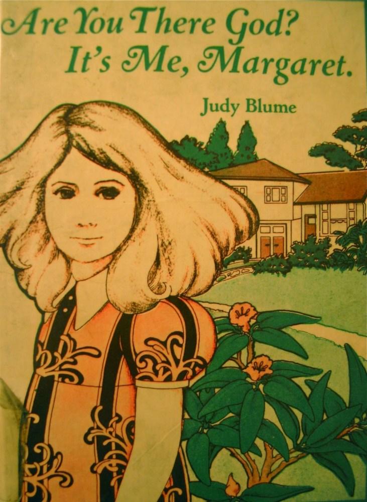 February Book Club: Judy Blume-