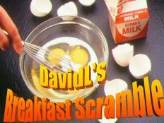 DavidL's Breakfast Scramble