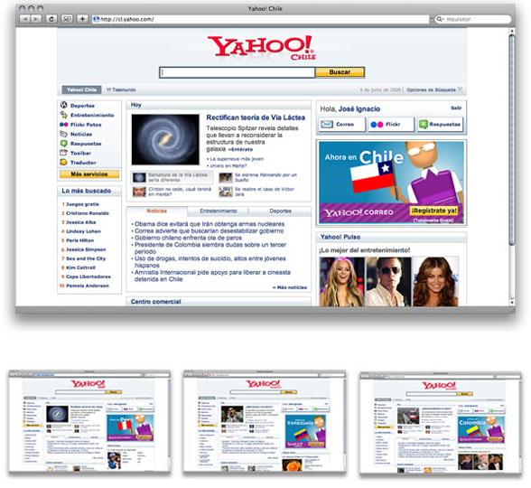Yahoo brasil