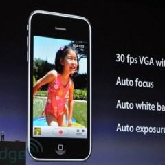 iPhone 3Gs, la estrella de los WWDC