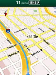 Mejoras celestiales en Google Maps Navigation