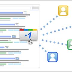 """Google lanza +1, su botón """"me gusta"""" que influirá en resultados de búsqueda"""