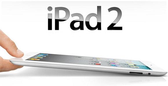 iPad 2 Agotado