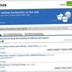 Yahoo vende Delicious a los fundadores de YouTube