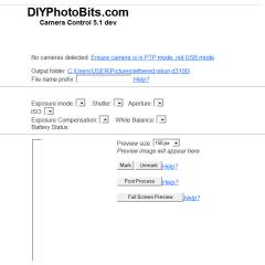Controlar la Nikon D3100 desde una PC es posible