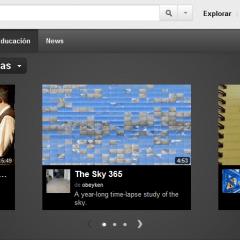 YouTube para escuelas y profesores