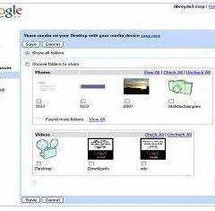 Google presenta su Media Server