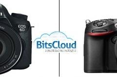 """Canon 6D y Nikon D600 las nuevas Full Frame de """"bajo costo"""""""