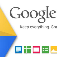 Google Drive ya está disponible para iOS y Android