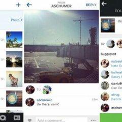 Instagram Direct permite que quien envía imágenes pueda borrarlas en el teléfono del destinatario